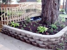 Plantings at Riverside