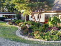 Front Gardens at Riverside