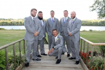Bridal Party - Riverside Gardens