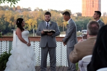 A Riverside Gardens Wedding